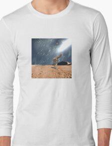 Left Behind - Anne Winkler Long Sleeve T-Shirt