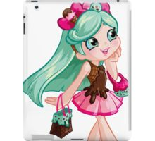 Shopkins Shoppies Peppa-Mint iPad Case/Skin