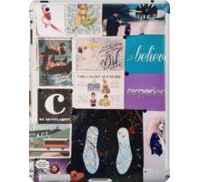 Studio Wall No. 2 iPad Case/Skin