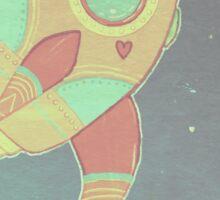 outta this world . 2 Sticker