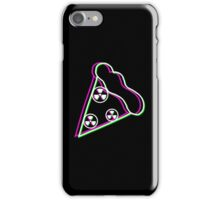 Radioactive Vaporwave Pizza iPhone Case/Skin