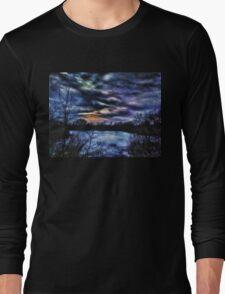 .Toxic Beauty Long Sleeve T-Shirt