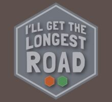 I'll get the LONGEST ROAD brick and forest One Piece - Short Sleeve