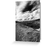 Shotgun Canyon Greeting Card