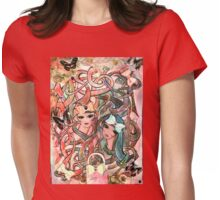 Uniquely Spring Hats Womens Fitted T-Shirt