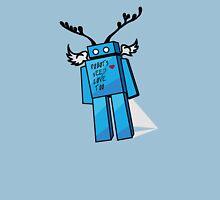 Robots Need Love Too Unisex T-Shirt