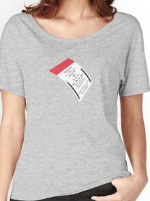 Fastpass Socialism Women's Relaxed Fit T-Shirt