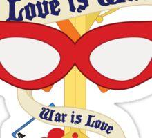 Sailor Venus Banner Sticker