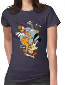 DUCK SEASON Womens Fitted T-Shirt