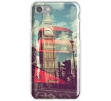 Nowhere like London iPhone Case/Skin