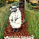 Wolf In Sheep's Clothing for ex Husband, humour. by Mary Taylor