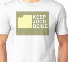 Keep JoCo Beige Unisex T-Shirt
