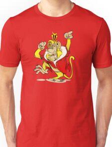 THE ANGRY MONKEY Unisex T-Shirt