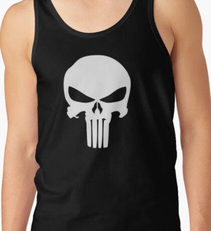 Punisher Skull Tank Top