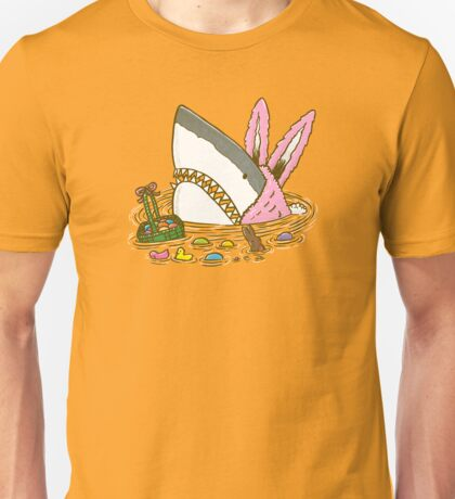 The Easter Shark Unisex T-Shirt
