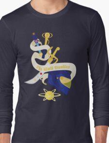 Sailor Uranus Banner Long Sleeve T-Shirt