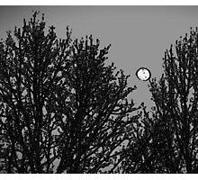 Moon 2 Photographic Print