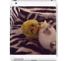 Blanket Fort iPad Case/Skin