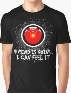 The End of the HAL9000 Graphic T-Shirt