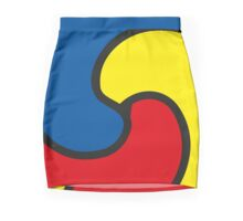 Primary Colors  Mini Skirt