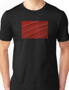 Nature in red Unisex T-Shirt
