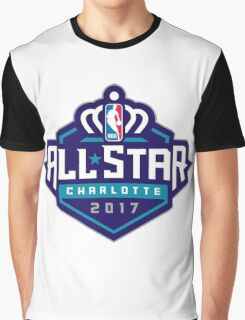 All Star 2017 NBA Graphic T-Shirt