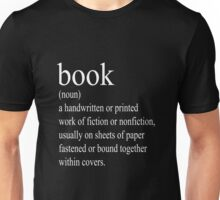 Book Definition Unisex T-Shirt