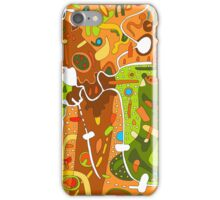 Tasmanian Landscape 1. (Climate Change Series) iPhone Case/Skin