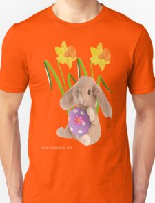 Rabbit with Easter egg T-Shirt