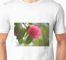 Spring Camellia Unisex T-Shirt