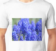 Grape Hyacinth Unisex T-Shirt