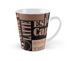 Texture of Coffee.Seamless Tall Mug
