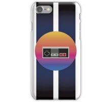Retrowave Controller iPhone Case/Skin