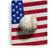 Baseball - New York, New York Canvas Print