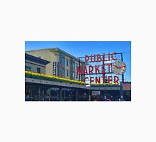 Pike Place Market in Spring Unisex T-Shirt