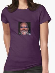 SHAQ ATTACK Womens Fitted T-Shirt