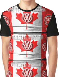 CANADIAN VW Graphic T-Shirt