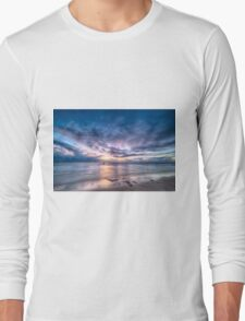 Cottesloe Sunset 6 Long Sleeve T-Shirt