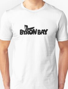 Byron Bay Surfing Unisex T-Shirt