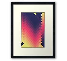 Disillusion Framed Print