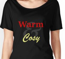 Warm & Cosy Women's Relaxed Fit T-Shirt