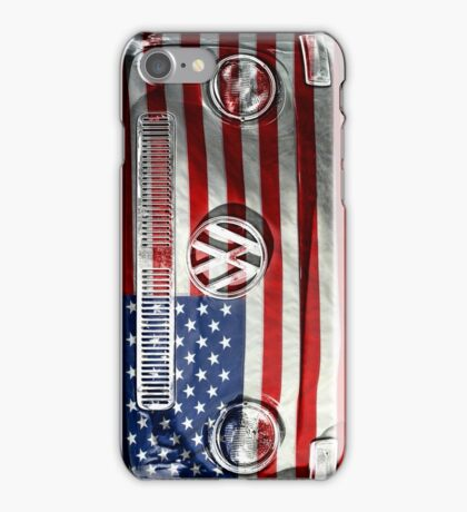 USA VW iPhone Case/Skin