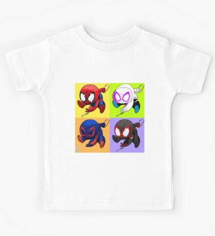 spider-men Kids Tee