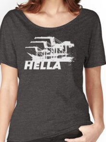 Hella Women's Relaxed Fit T-Shirt