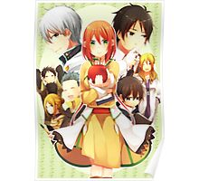 All Characters Akagami Poster