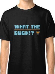 What the Duck!? (Start Screen) Classic T-Shirt