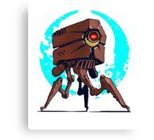 Other Robot tripod  Canvas Print
