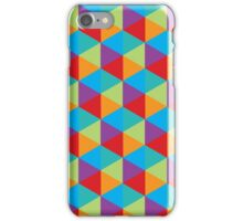 OPTO_HEX_01 iPhone Case/Skin