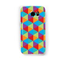 OPTO_HEX_01 Samsung Galaxy Case/Skin