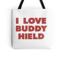 I love bubby hield Tote Bag